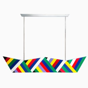 Lámpara colgante Deriva Decoration 1 de Alessandro Mendini