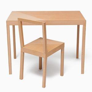 Forever Prototyp Tisch & Stuhl von Lina Patsiou, 2013