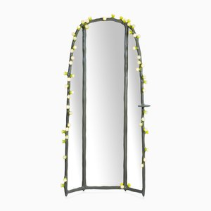 LEDS Clay Dressing Mirror by Bertjan Pot and Maarten Baas