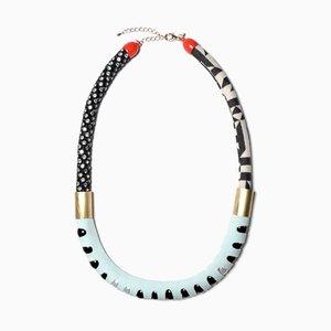Collar Knoll Textiles Multi Necklace de tela de Nektar De Stagni