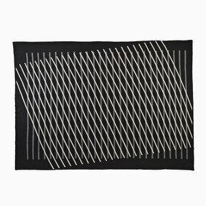 Couverture Optical Lines Blanket par Roberta Licini