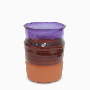 Overlay Vase Small by Ilaria Innocenti