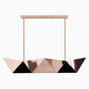 Lámpara colgante Deriva Copper de Alessandro Mendini