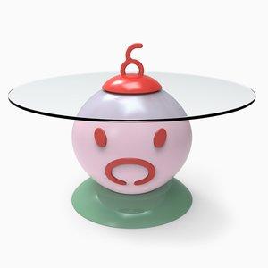 PETit Table Cochon par Anna Gili