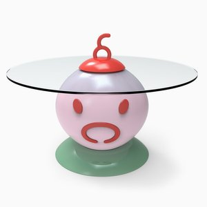 Pig PETit Table by Anna Gili