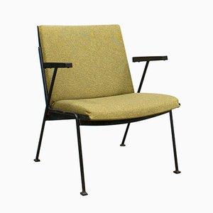 Niederländische Vintage Oase Sessel von Wim Rietveld für Ahrend De Cirkel