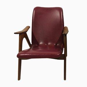 Sessel von Louis van Teeffelen für WéBé, 1950er