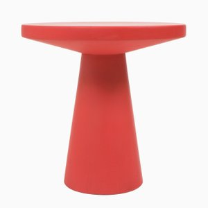 Thuthu Stool in Red by Patty Johnson