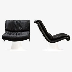 Saturn Chairs by Yrjö Kukkapuro for Haimi, Set of 2