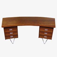Boomerang Schreibtisch von Cees Braakman für Pastoe, 1960er