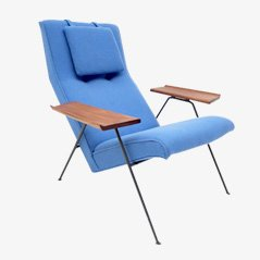 Reclining Chair by Robin Day for Hille, 1952