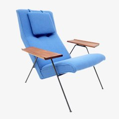 Reclining Lounge Chair by Robin Day for Hille, 1952