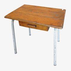 Vintage Bauhaus Children's Table