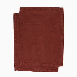 Linen Placemats by Once Milano, Set of 2
