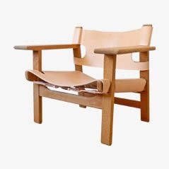 BM-2226 Spanish Chair by Børge Mogensen for Fredericia Furniture