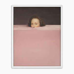 Großes bedrucktes Leinen Deck von Mineheart