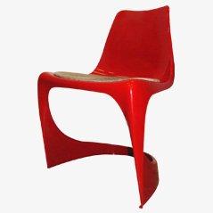 Easy Chair Cantilever 290 par Ostergaard pour Cado, 1966