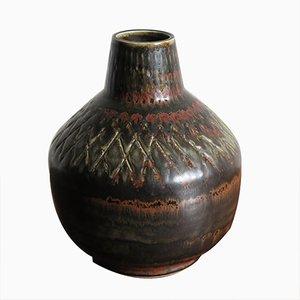 Schwedische Vase von Rörstrand, 1950er