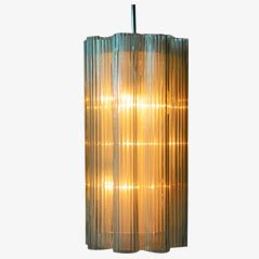Pendant Light from Doria Lichtenwerken, 1960s