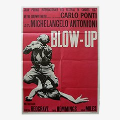 Blow Up Poster from Rotolitografica Roma, 70s