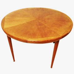 Teak Coffee Table from VV Mobler, 1976