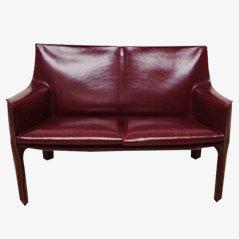 CAB 415 Sofa von Mario Bellini für Cassina, 1979