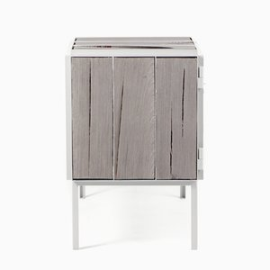 Framed Nightstand by Breg Hanssen