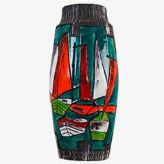 Große Keramik Vase von Scheurich