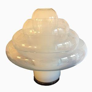 Lampe de Bureau Lotus LT 305 par Carlo Nason pour Mazzega, 1969