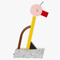 Tahiti Lamp by Ettore Sottsass for the Memphis Group, 1980s