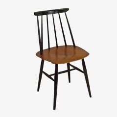 Fanett Dining Chair by Ilmari Tapiovaara for Edsby Verken, 1960s
