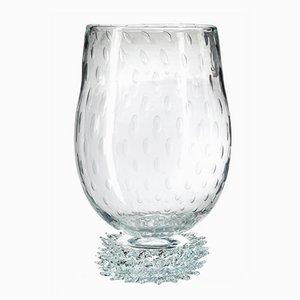 Vaso in vetro di Murano di Marco Segantin per VGnewtrend, Italia
