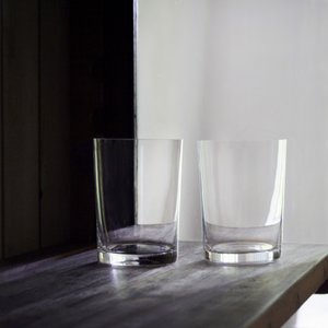 Six Water Glasses by Deborah Ehrlich