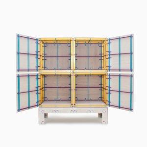 Armadio Wrong Color Furniture System di Studio Minale-Maeda