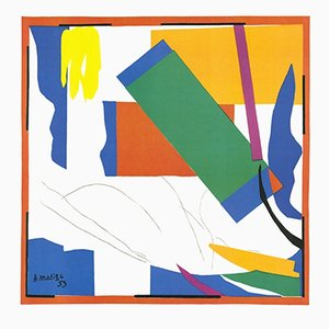 Oceania Memory von Henri Matisse