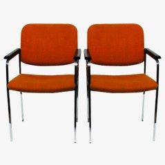Chaises Vintage de Thonet, 1970s, Set de 2