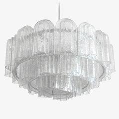 Mehrstufige Deckenlampe von Doria Leuchten, 1970
