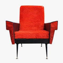 French Lounge Chair, 1960er