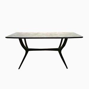 Tavolo da pranzo in faggio di Vittorio Dassi, anni '50