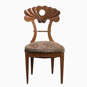 Chaise de Salon Biedermeier Antique
