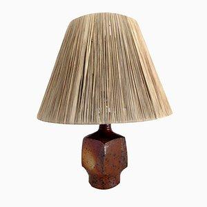 Lampada da tavolo La Borne Mid-Century di Gustave Tiffoche