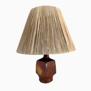 Mid-Century La Borne Table Lamp by Gustave Tiffoche