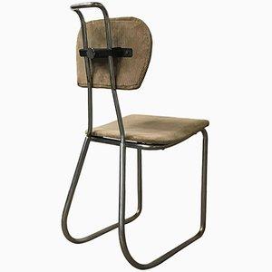 Chaise de Dactylographe de Gispen, Pays-Bas, 1932