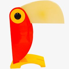 Toucan Lamp by OTF Verona