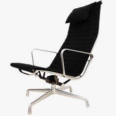 Easy Chair 124 by Charles & Ray Eames for Herman Miller, 1958