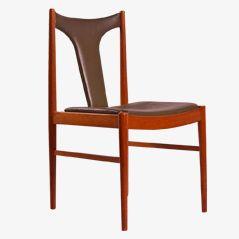 Chaise de Salon par Arne Vodder pour Sibast, 1960s, Danemark