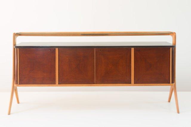 Mobili Anni 40 : Credenza in acero di vittorio dassi per dassi mobili moderni lissone