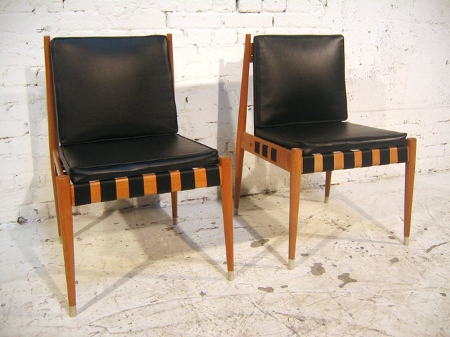 deutsche ausw rtiges amt st hle von egon eiermann 1958 2er set bei pamono kaufen. Black Bedroom Furniture Sets. Home Design Ideas