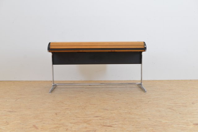 Mid Century Action Office Desk By George Nelson For Herman Miller