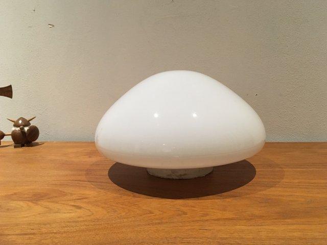 mushroom deckenlampe von wilhelm wagenfeld 1955 bei pamono kaufen. Black Bedroom Furniture Sets. Home Design Ideas